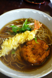 蕎麦ダイニング赤坂 - 浄照窯蕎麦