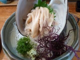 天市 - ホッキ貝 刺身