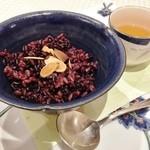 トゥ・ラ・ジョア - 和牛カレー茶漬け