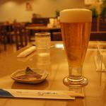 エアポート - 地ビールとおつまみセット800円