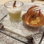 トゥ・ラ・ジョア - 高原キャベツと玉ねぎのデュエ