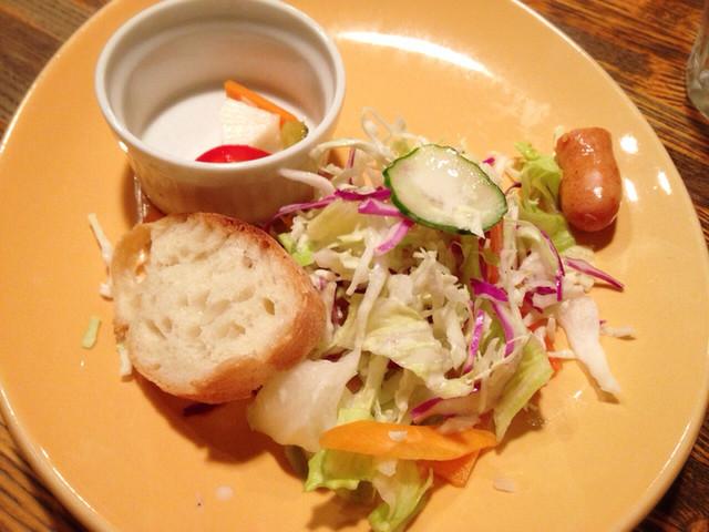 K's Dining - ランチの前菜