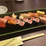 島長寿司 - おまかせランチ