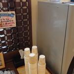 五月ヶ瀬 - 商品を買うと飲めるセルフのフリードリンク