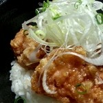 28918526 - 若鶏のユーリンチー飯(2014.07)