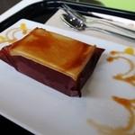 マクドナルド - キャラメルケーキ