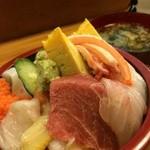 花寿司 - 並ちらし