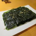 焼肉・韓国料理 KollaBo - 韓国のり