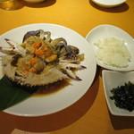 焼肉・韓国料理 KollaBo - カンジャンケジャン(渡りガ二のだし醤油漬け)