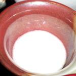 桜座蔵 - 山芋とろろもほんの少し