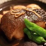創作串揚げ・山賊焼き 恵比寿大黒天 - 魚料理がいける