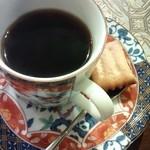 ぶどうの樹 - ドリンク写真:アフターコーヒー