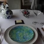 レストラン・モリエール - テーブルセット