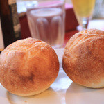 イル レガーロ - ふわふわのパン。