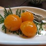 日本料理 ひさの - デザート