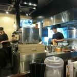 AFURI - 厨房のきれいな店にハズレなし!