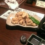 28926935 - 柚子胡椒味の鶏唐