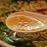 松阪牛麺 - 松坂牛麺(出汁)