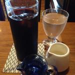 煉瓦家 - アイスコーヒー450円!