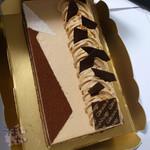 ガトー・ド・ボワイヤージュ - 2014年父の日限定ケーキ