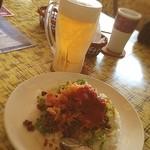 シオヤダイナー - ビールうまいっψ(`∇´)ψ