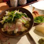 魚楽唐唐 - ☆鯛茶漬け\(~o~)/☆