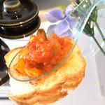 ヴェル ドゥーラ - クスクスと旬野菜の軽い煮込み