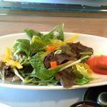 ヴェル ドゥーラ - 季節野菜のサラダ