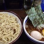 東池袋 大勝軒 - つけ麺【並】650円+味玉100円