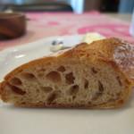 ククセモワ - 自家製パン