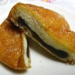 中屋パン - 餡ドーナッツ140円