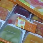28934193 - 夏期限定 フルーツたっぷりゼリー 美味!