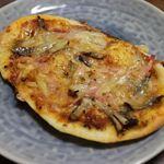 ネコノテパン工場 - ピザ