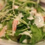 三代目網元 魚鮮水産 - 蟹サラダ