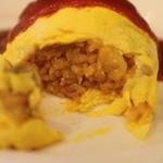 洋食堂 Jeu Jeu - 昔ながらではなくふわふわたまごタイプ