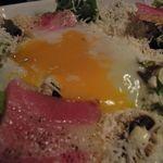 28938922 - パルミジャーノと半熟卵のシーザーサラダ 850円