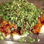 お好み焼みっちゃん - 料理写真:肉玉そば(ダブル)