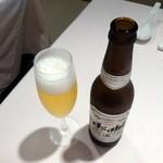 シェフス - スーパードライ小瓶680円