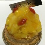 プティレーヴ - 料理写真:タヒチ