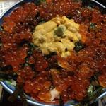 漁師料理 みき - ウニイクラ丼