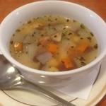 28940661 - ランチのスープ