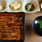 lunch itta - うな重 3,456円
