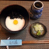 猪口才 - 料理写真:とろろそば(*´v`*)
