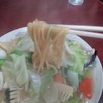 28942253 - 【NEW】ソボロ皿うどんの麺UP