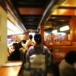 がんこ寿司 - 地元の人たちに愛されている店、そんな雰囲気を感じる。