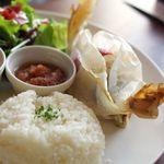 アルトバウ - お魚ランチ(アジアン)
