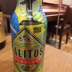 エガオノダイニング CIRCLE - ブラジルビール:600円