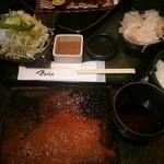 とんかつ マンジェ - TOKYO-X 定食