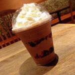 ホノルルコーヒー - モカ コナフロスト(480円)