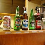 火星カレー - 地球ビール
